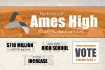 Ames High Project Overview Graphic