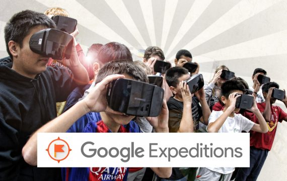 Google Expedition VR