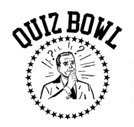 Quiz bowl graphic