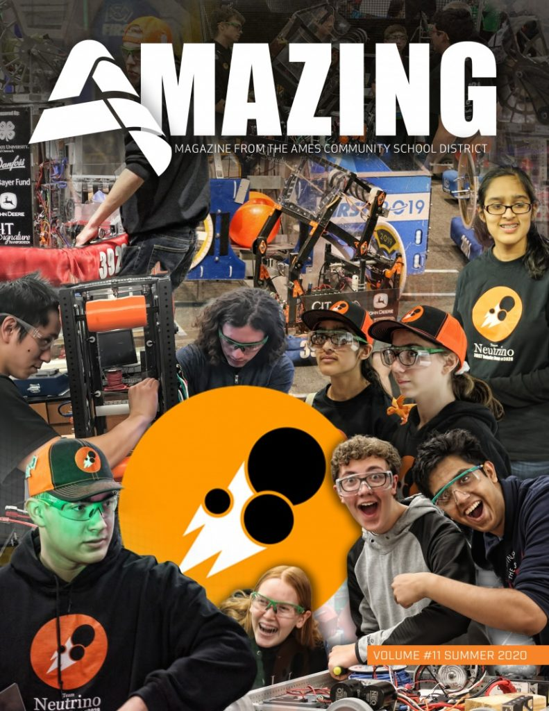 Amazing Magazine Volume 11