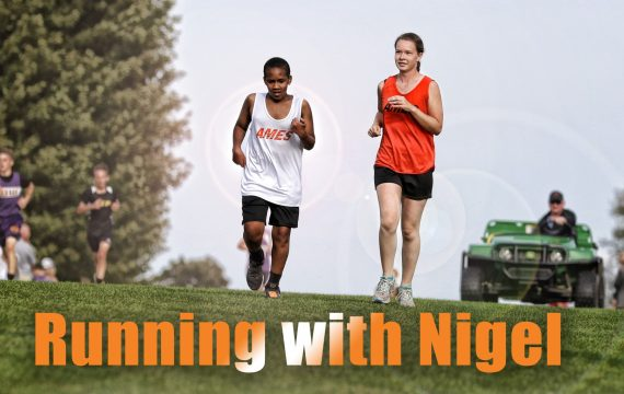 Running with Nigel