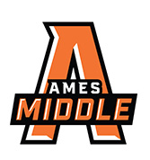 A middle logo