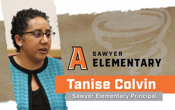 Tanise Colvin Graphic