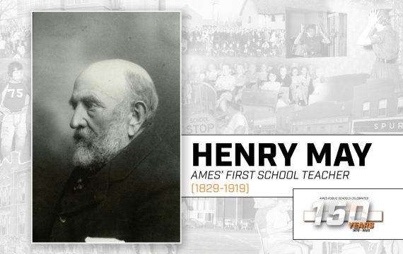 Henry May