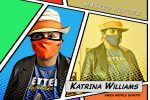 Masked Hero Katrina Williams