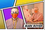 Masked Hero: Mark Royer