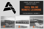 100% Online for Edwards, Meeker, and Sawyer
