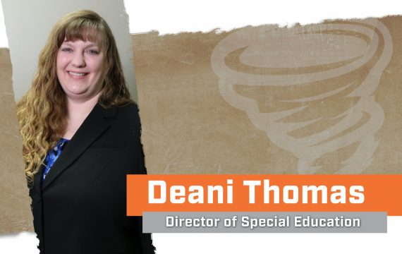 Deani Thomas Director of Special Education