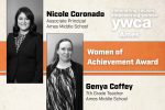 YMCA Women of Achievement Award