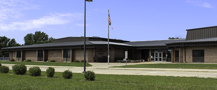 Mitchell elementary building