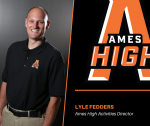 Lyle Fedders Ames High Activities Director