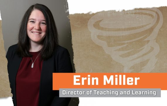 Erin Miller Director of Teaching and Learning