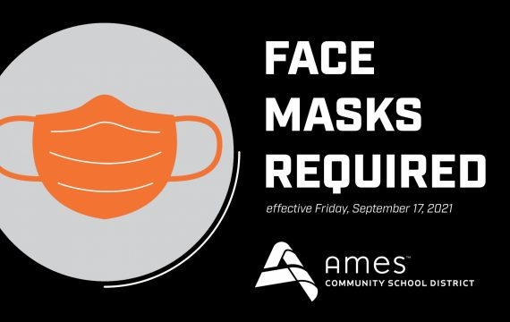 Mask Requirements in Ames CSD