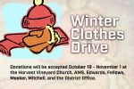 Winter Clothes Drive 2021-2022